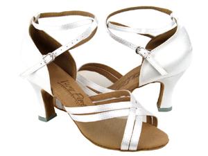 Ballrom dance shoe2