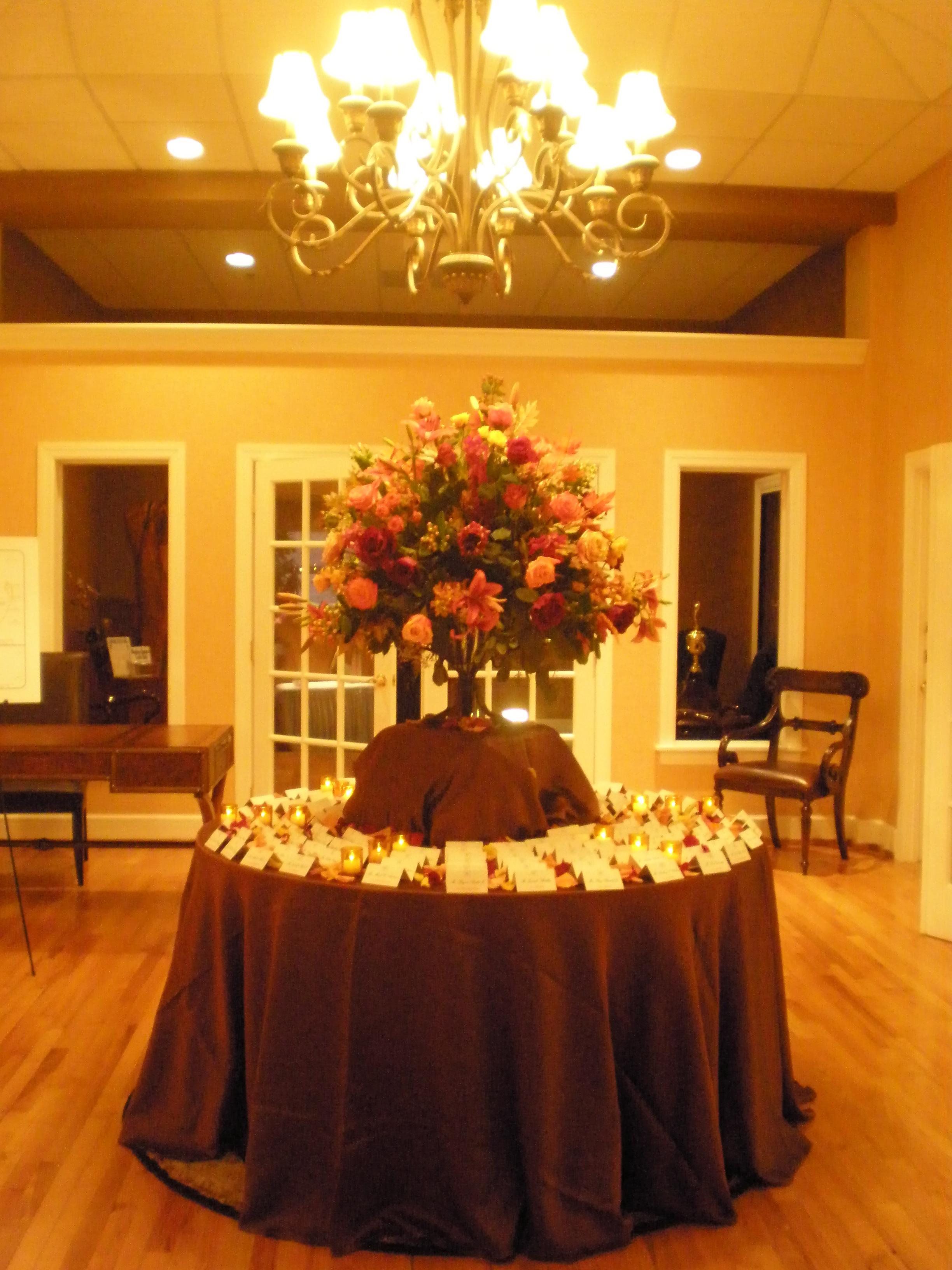 Dreamday weddings and events » kellie & randy, fall fling