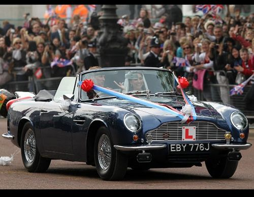 Royal-Wedding-Cars-of-Prince-William-And-Kate-Middleton